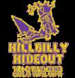 Hillbilly Hideout.