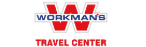 Workman's Travel Centers logo.